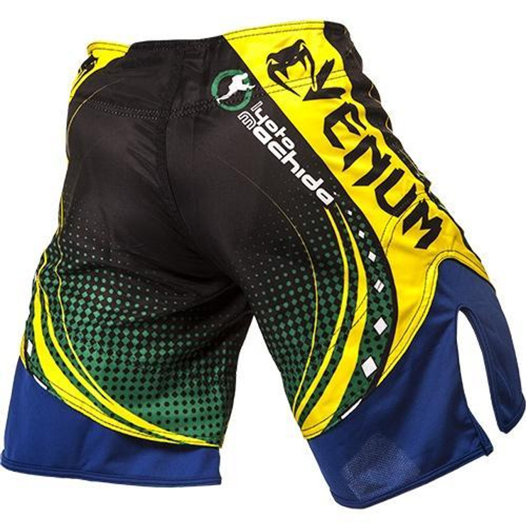 Venum Lyoto Machida Electron 3.0 Fight Shorts