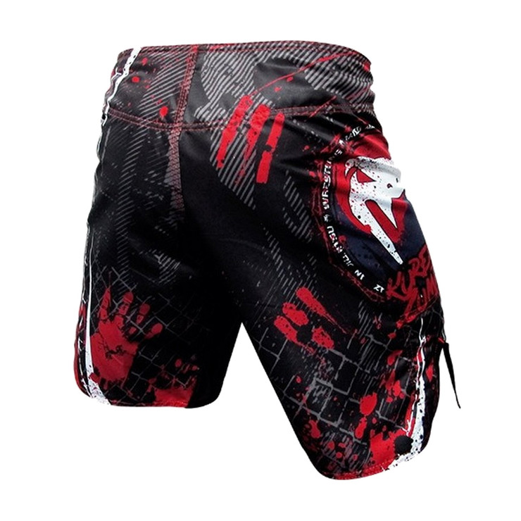 Venum Korean Zombie UFC 163 Fight Shorts