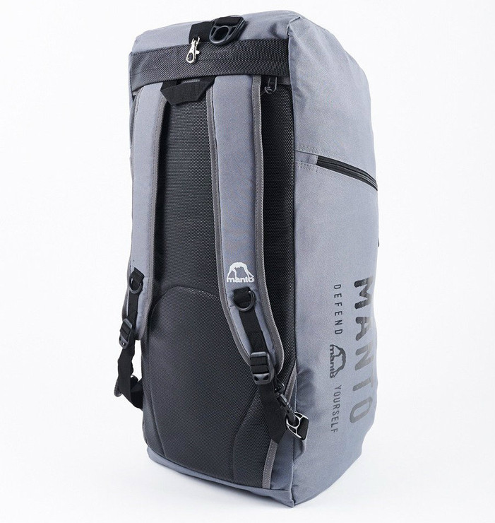Manto Fight Co Sports Bag Grey