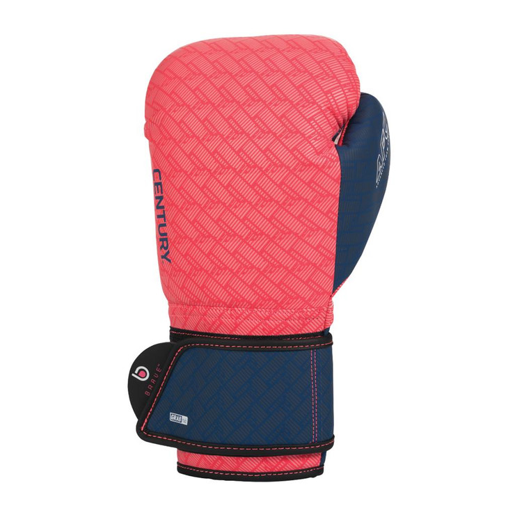 Century Brave Ladies Boxing Gloves Coral/Navy