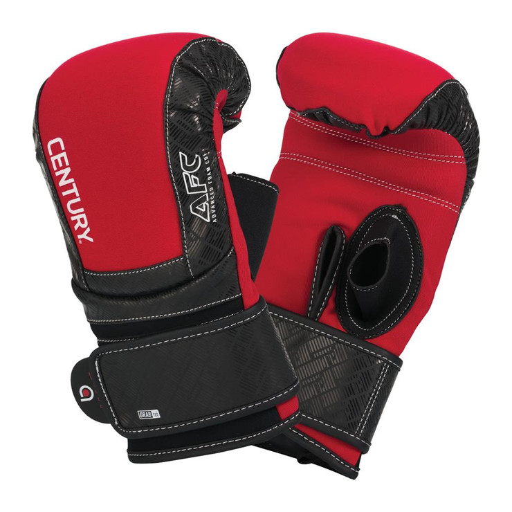 Century Brave Neoprene Bag Gloves Red/Black