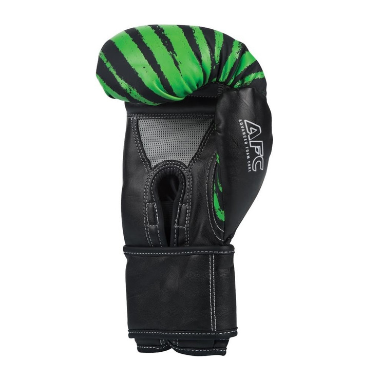 Century Brave Youth Boxing Gloves Black/Green