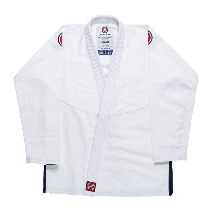 Scramble Athlete V4 375 Ladies BJJ Gi White