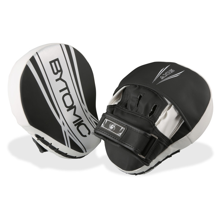 Bytomic Axis V2 Focus Mitts Black/White