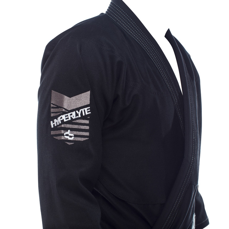 Hyperfly Hyperlyte Pro BJJ Gi Black/Grey