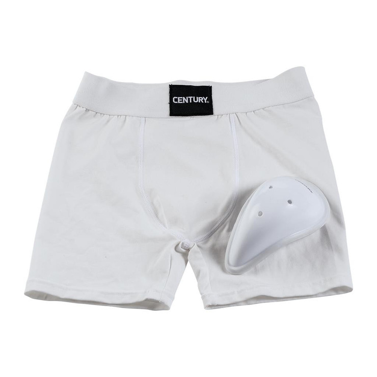 Century Youth Compression Short With Cup