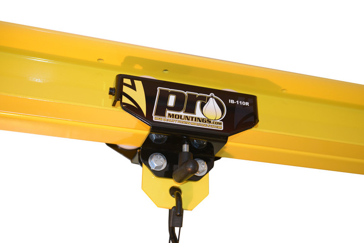 Pro Mountings IB-110 I-Beam Roller Mount