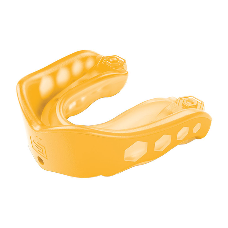 Shock Doctor Gel Max Mouth Guard Yellow