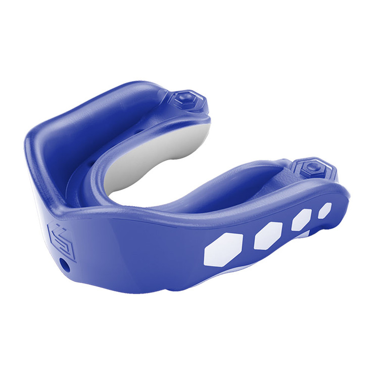 Shock Doctor Flavour Fusion Mouth Guard Blue Raspberry