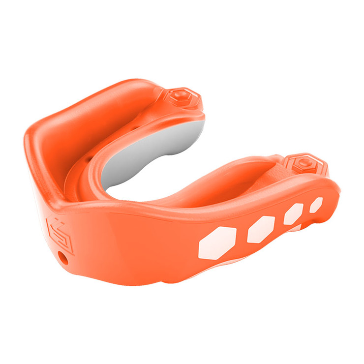 Shock Doctor Flavour Fusion Youth Mouth Guard Orange