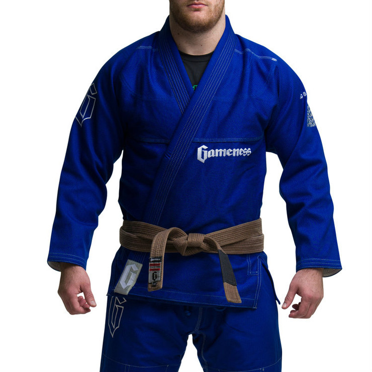 Gameness Feather BJJ Gi Blue