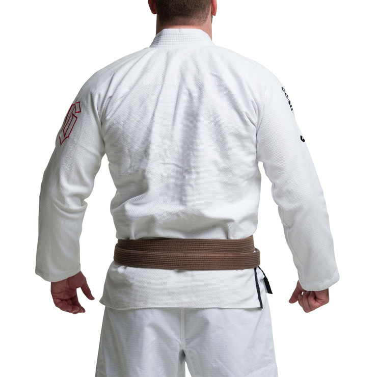 Gameness Air BJJ Gi White