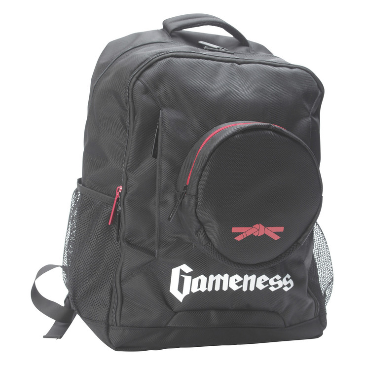 Gameness Jiu Jitsu Back Pack