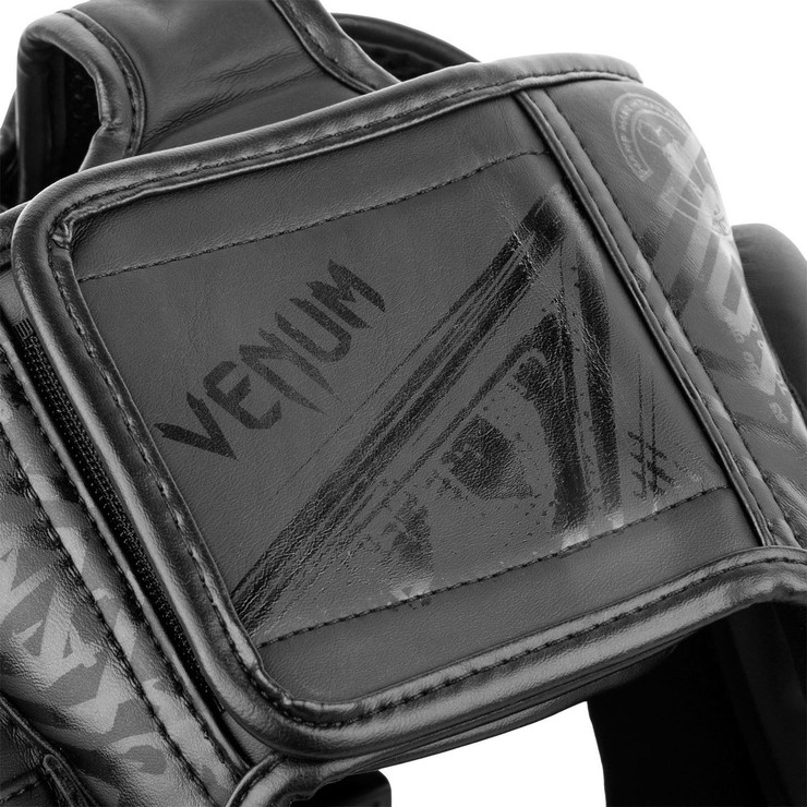Venum Gladiator 3.0 Headgear Black/Black