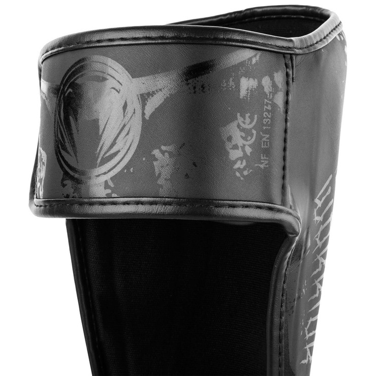 Venum Gladiator 3.0 Shin Guards Black/Black