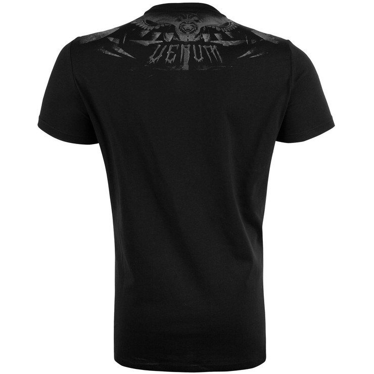 Venum Gladiator 3.0 T-Shirt Black/Black