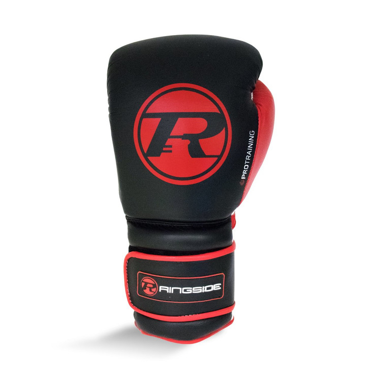 Ringside Pro Training G2 Boxing Gloves Black/Red
