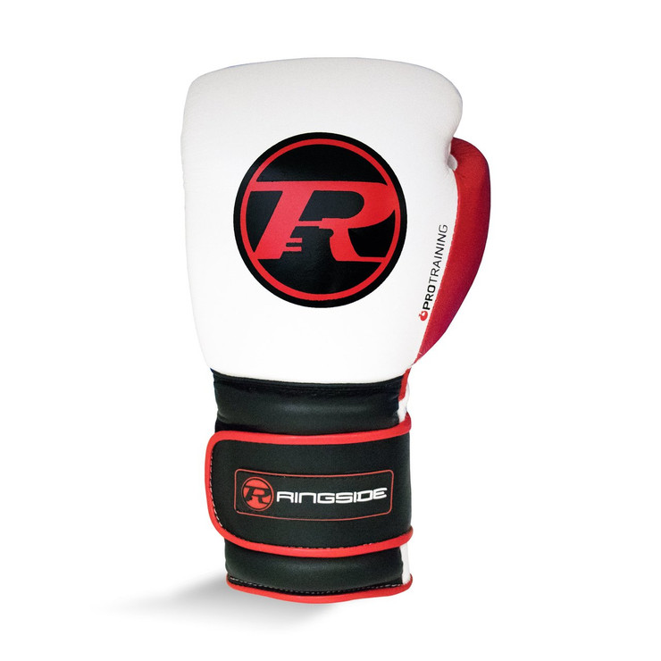 Ringside Pro Training G2 Boxing Gloves Black/White