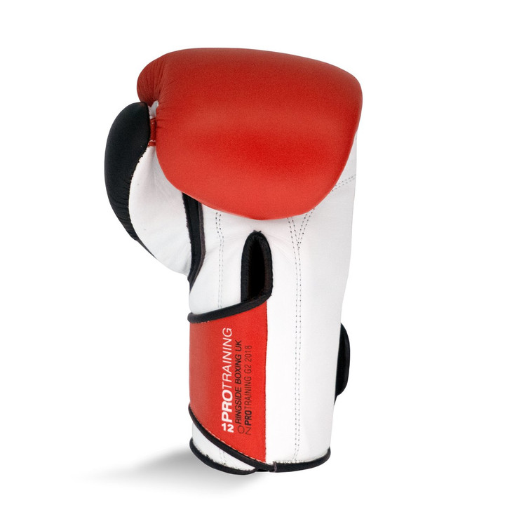 Ringside Pro Training G2 Boxing Gloves Red/White