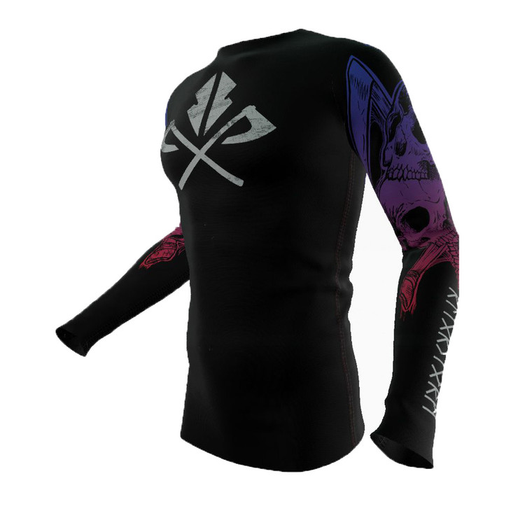 Razorstorm Path To Asgard Long Sleeve Rash Guard