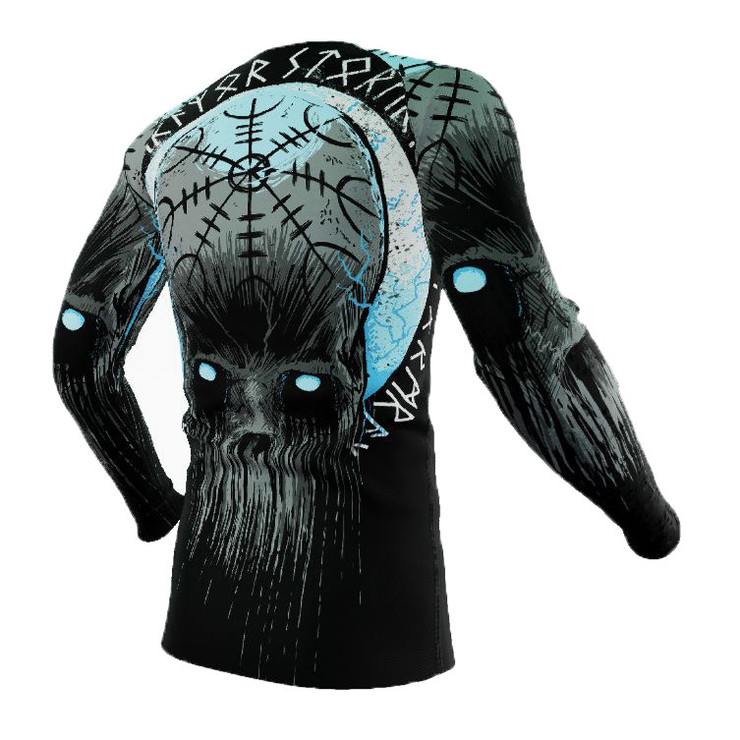 Razorstorm Moonlight Decay Long Sleeve Rash Guard