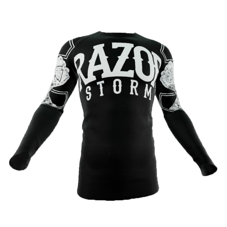 Razorstorm Brotherhood Long Sleeve Rash Guard