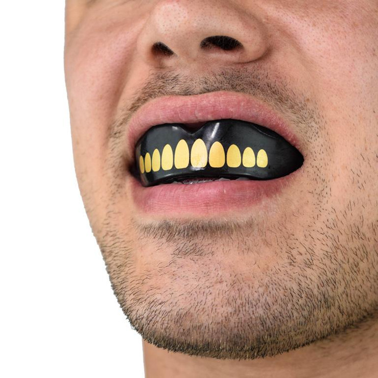SafeJawz Extro Goldie Mouth Guard