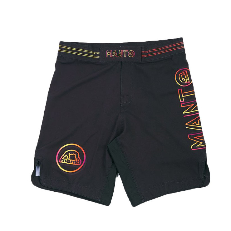 Manto Glow Fight Shorts