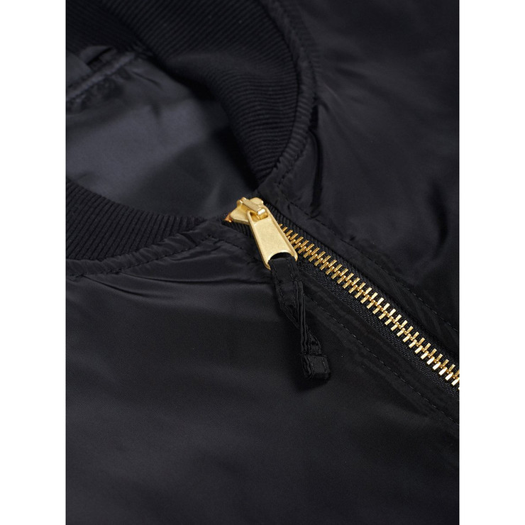 Manto Ladies Flyers Jacket Black/Gold