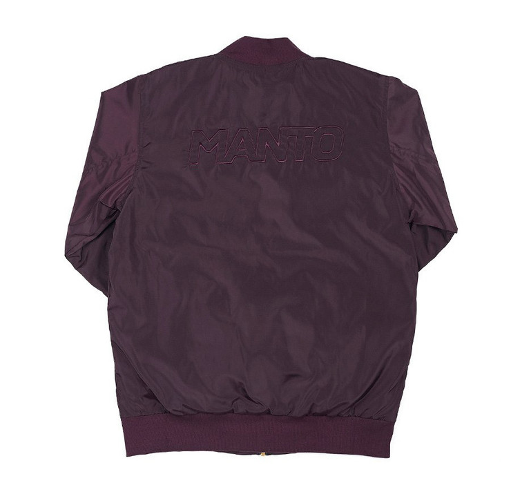 Manto Ladies Flyers Jacket Plum