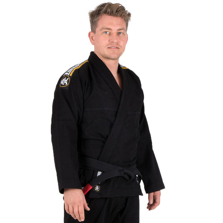 Tatami Fightwear Nova Absolute BJJ Gi Black