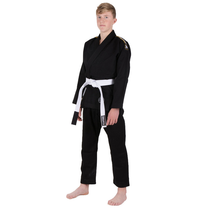 Tatami Fightwear Nova Absolute Kids BJJ Gi Black