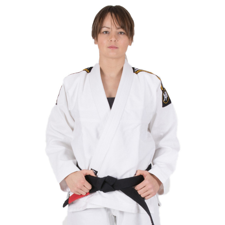 Tatami Fightwear Nova Absolute Ladies BJJ Gi White