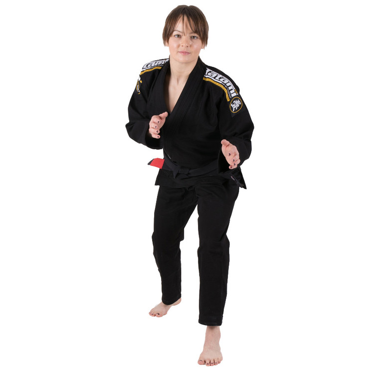 Tatami Fightwear Nova Absolute Ladies BJJ Gi Black