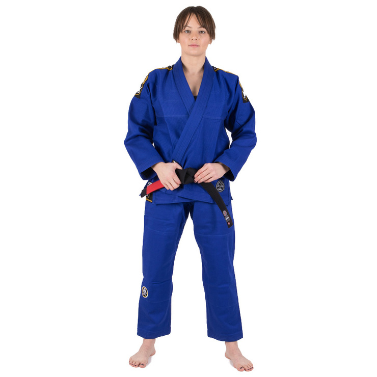 Tatami Fightwear Nova Absolute Ladies BJJ Gi Blue