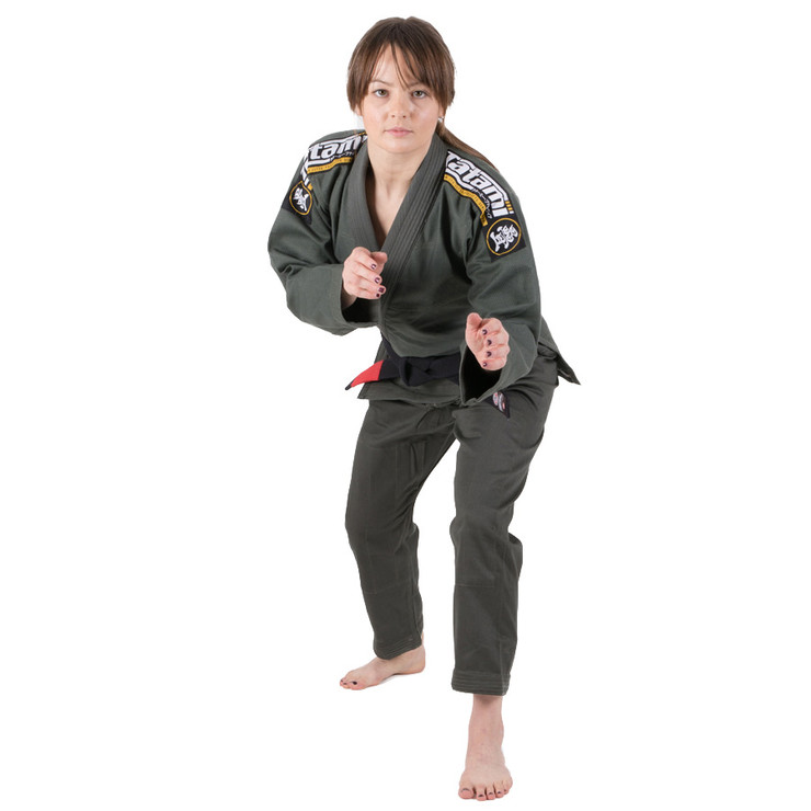 Tatami Fightwear Nova Absolute Ladies BJJ Gi Khaki