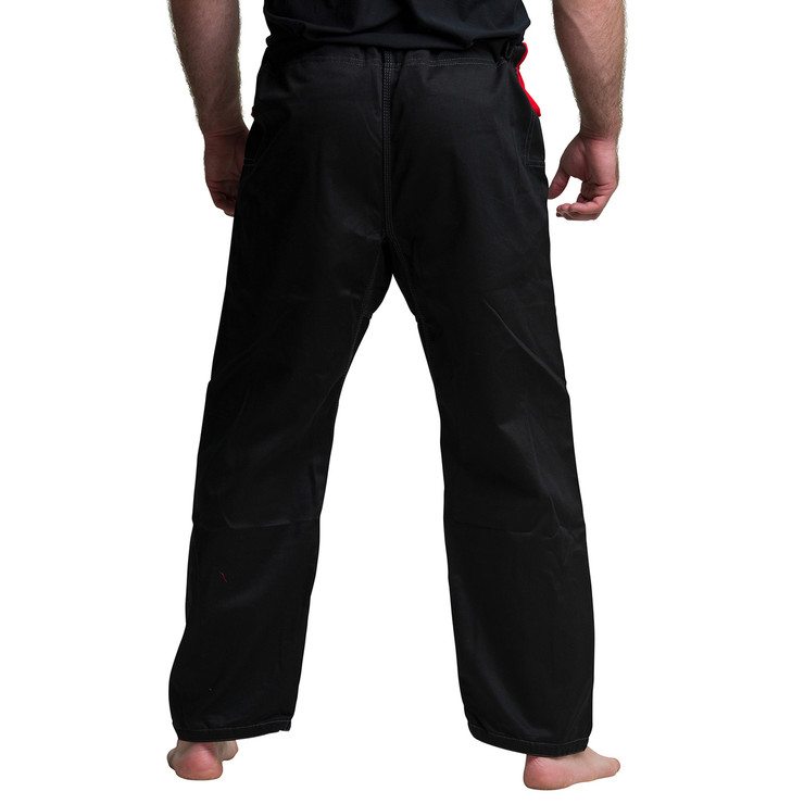 Gameness Pearl BJJ Gi Pants Black