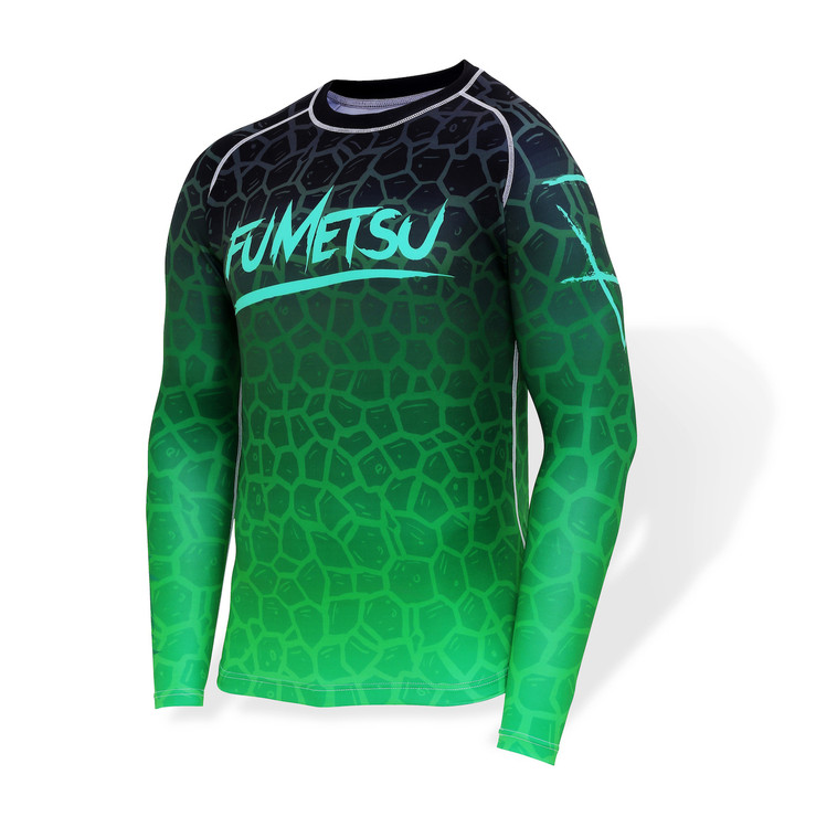 Fumetsu Elements Earth Rash Guard