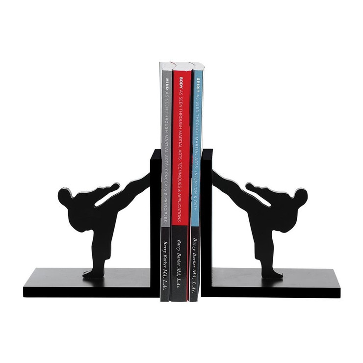 Century Martial Arts Book Ends