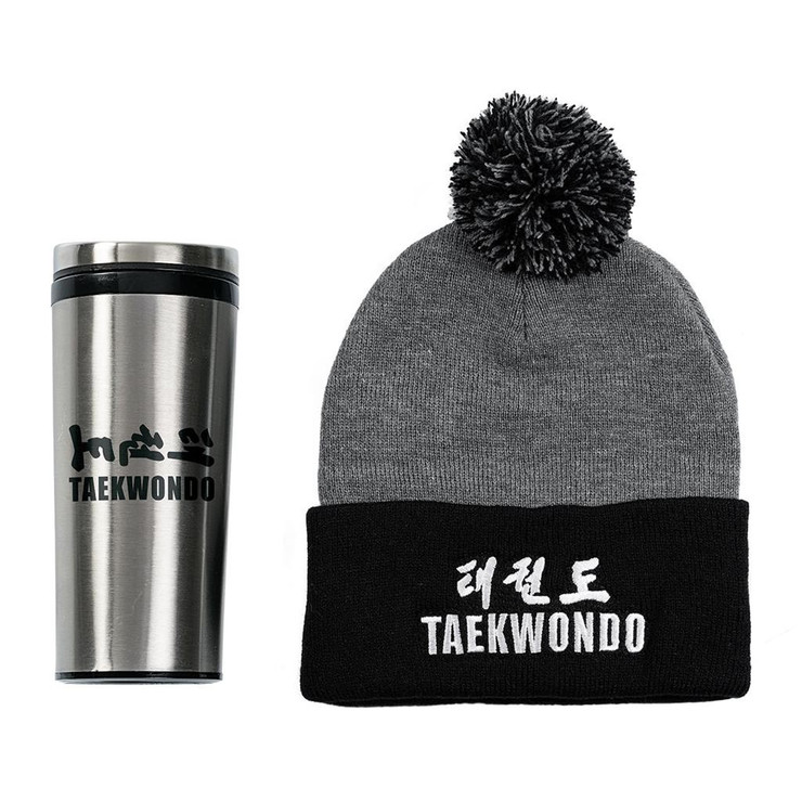 Century Tae Kwon Do Beanie and Tumbler Set