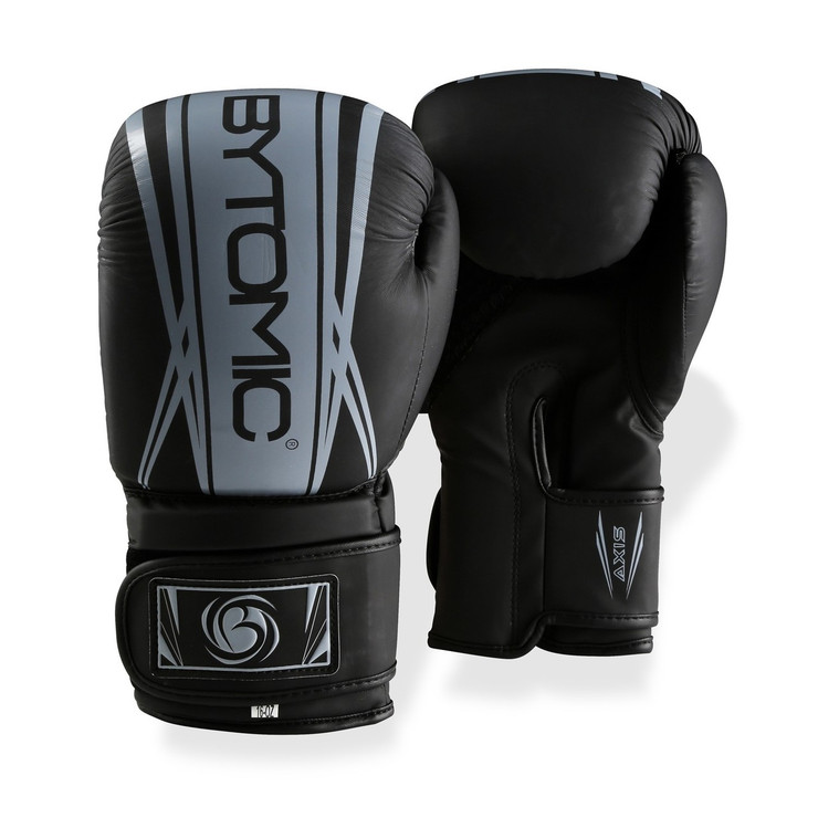 Bytomic Axis V2 Boxing Gloves Grey/Black