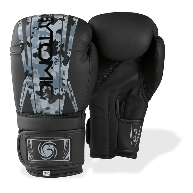 Bytomic Axis V2 Boxing Gloves Black/Camo