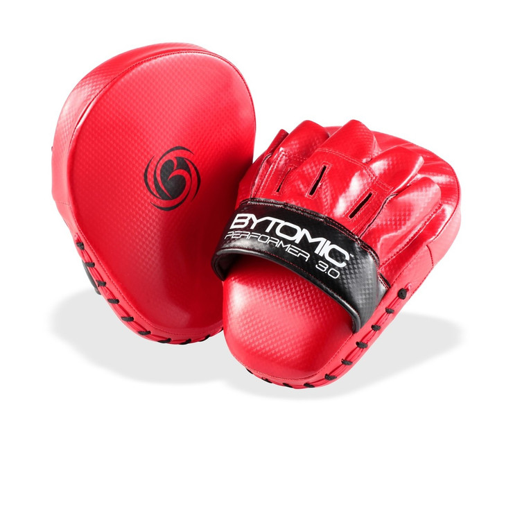 Bytomic Performer 3.0 Focus Pads Red/Black