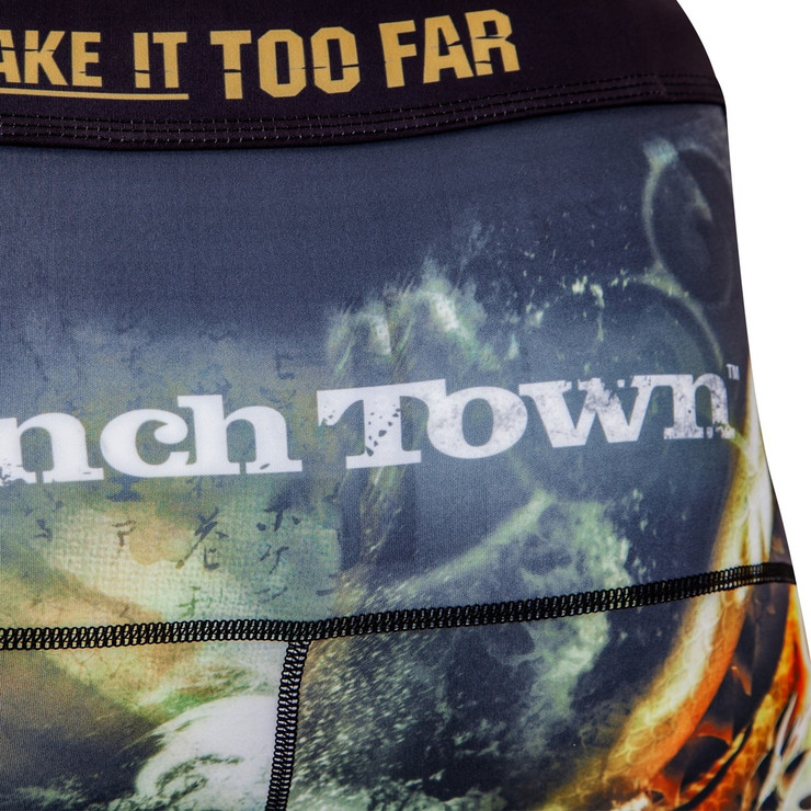 PunchTown The Balance Spats