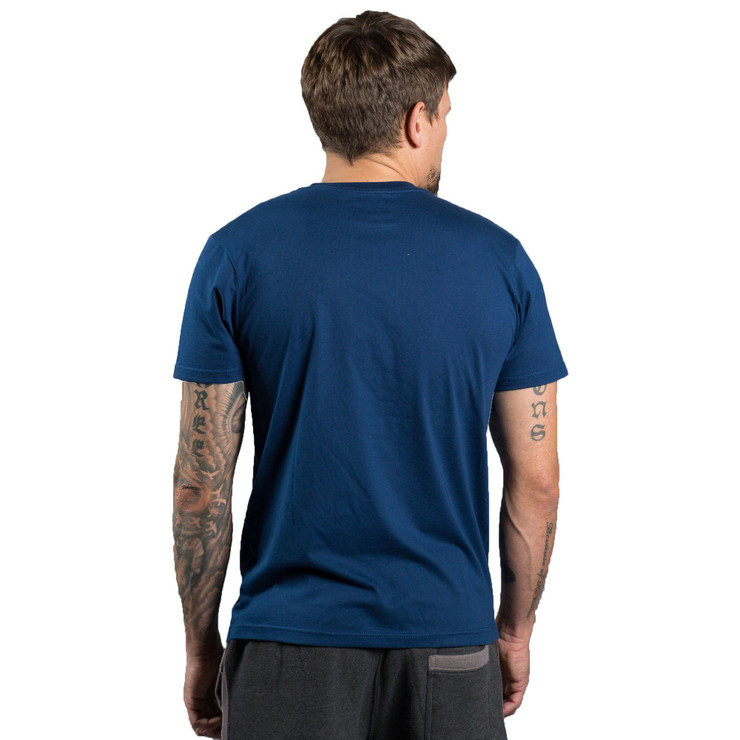 Scarmble Counterculture T-Shirt Navy