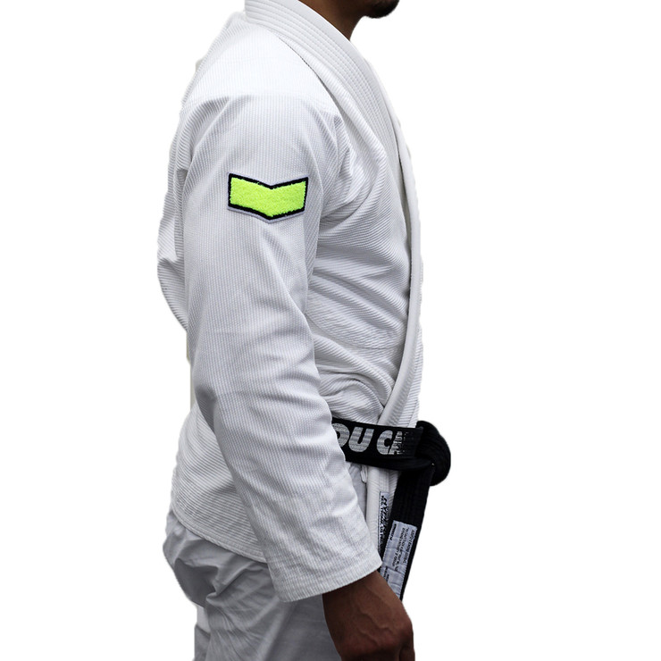 Hyperfly Icon III BJJ Gi White