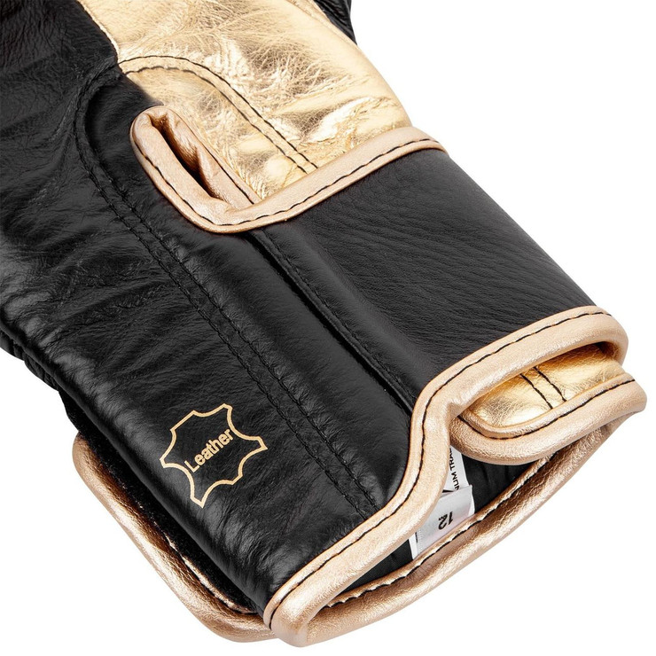 Venum Hammer Pro Boxing Gloves Black/Gold