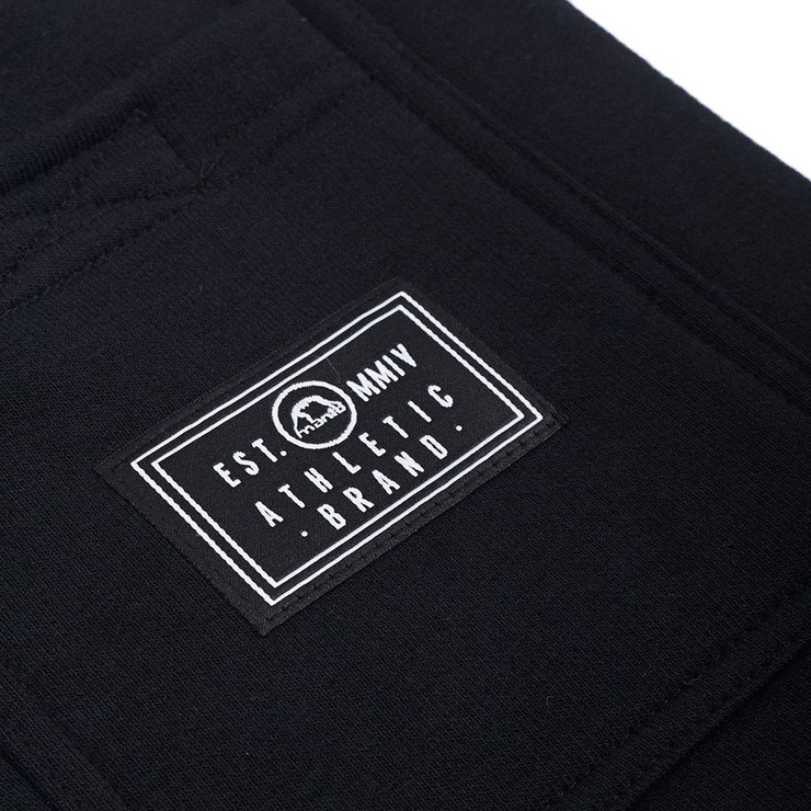 Manto Emblem Sweatpants Black