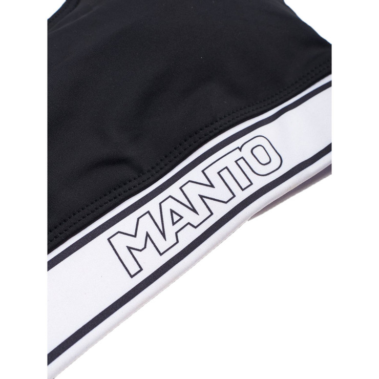 Manto Ladies Logo Sports Bra