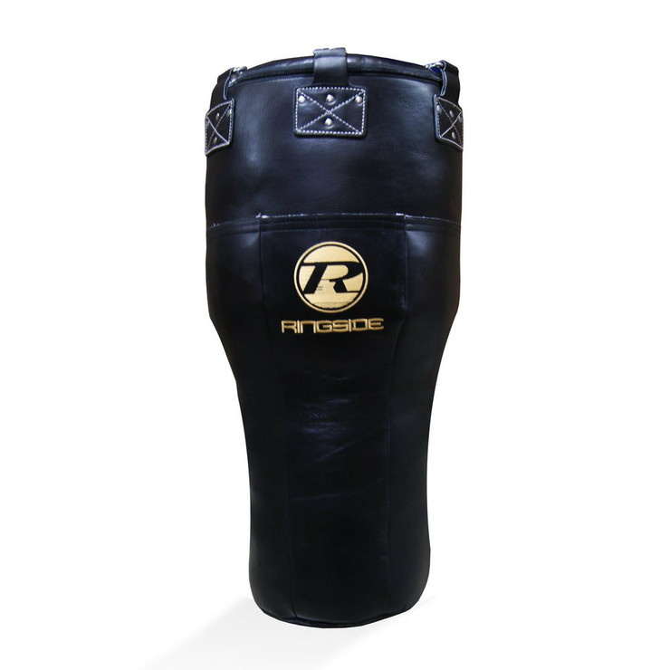 Ringside Buffalo Leather Angle Punch Bag
